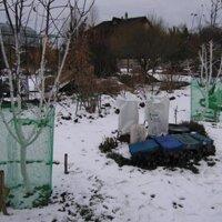 подготовка огорода к зиме