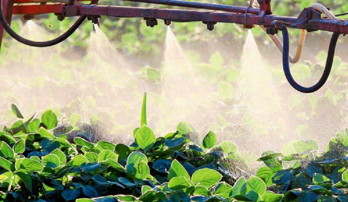 Внесение азотных удобрений