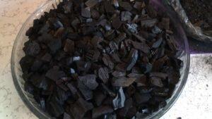 Древесный уголь как удобрение
